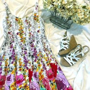 Nine West Floral Dress